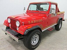 1984 Jeep Scrambler for sale 100795608