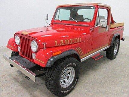 1984 Jeep Scrambler for sale 100795608