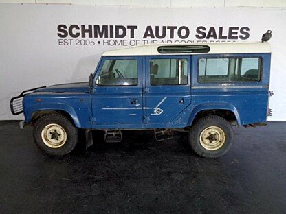 1984 Land Rover Series III for sale 100751887