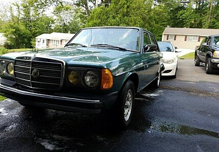 1984 Mercedes-Benz 300D for sale 100885072