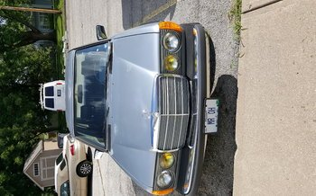 1984 Mercedes-Benz 300D Turbo for sale 100890005