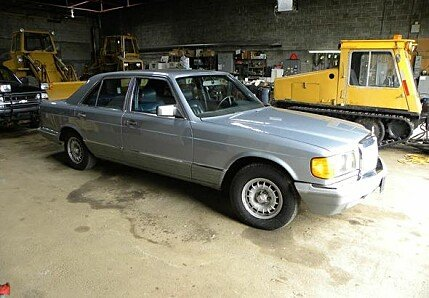 1984 Mercedes-Benz 300SD for sale 100834949