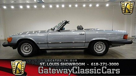 1984 Mercedes-Benz 380SL for sale 100742536