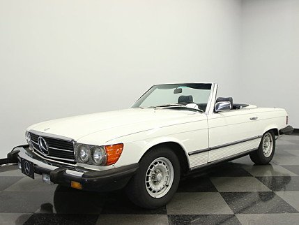 1984 Mercedes-Benz 380SL for sale 100819523