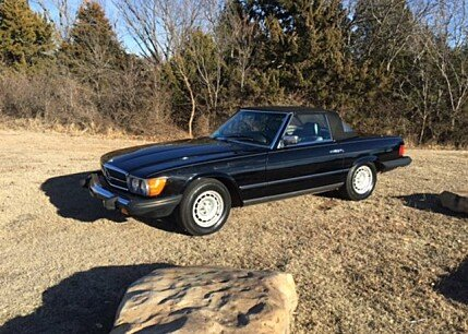 1984 Mercedes-Benz 380SL for sale 100849758