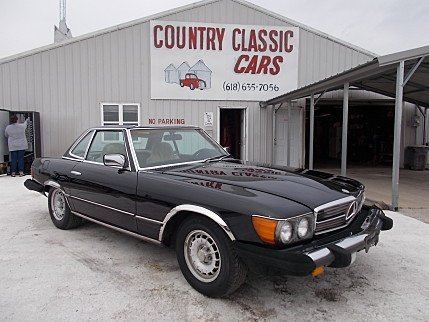 1984 Mercedes-Benz 380SL for sale 100855335