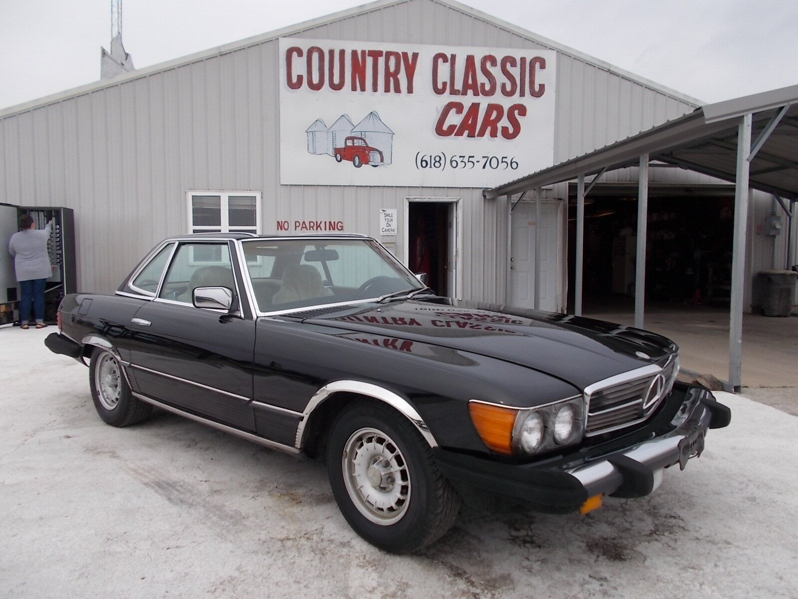Mercedes 380sl value