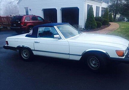 1984 Mercedes-Benz 380SL for sale 100887944