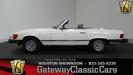 1984 Mercedes-Benz 380SL for sale 100891215