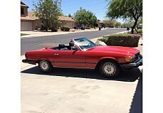 1984 Mercedes-Benz 380SL for sale 100900386