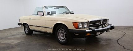 1984 Mercedes-Benz 380SL for sale 100915118