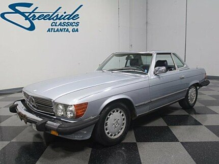 1984 Mercedes-Benz 380SL for sale 100945858