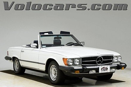 1984 Mercedes-Benz 380SL for sale 100985828