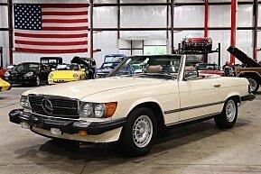 1984 Mercedes-Benz 380SL for sale 101026450