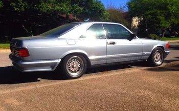 1984 Mercedes-Benz 500SEC for sale 100905612