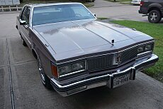 1984 Oldsmobile Ninety-Eight Regency Coupe for sale 101051569