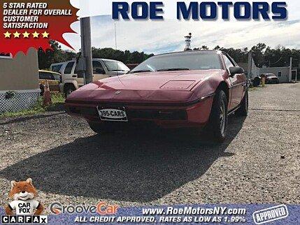 1984 Pontiac Fiero SE for sale 100899516
