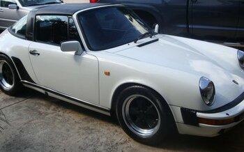 1984 Porsche 911 Targa for sale 101005721