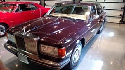 1984 Rolls-Royce Silver Spirit for sale 100786685