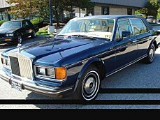 1984 Rolls-Royce Silver Spur for sale 100780500