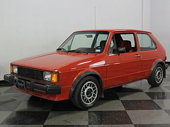 1984 Volkswagen GTI for sale 100744544