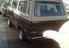 1984 Volkswagen Vans for sale 100867348