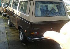 1984 Volkswagen Vans for sale 100867348