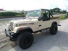 1984 jeep Scrambler for sale 101005265