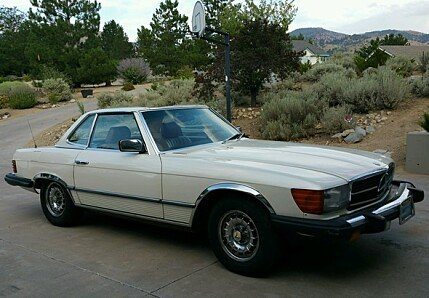 1984 mercedes-benz 380SL for sale 100904696