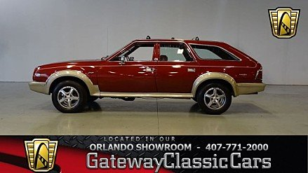 1985 AMC Eagle Wagon for sale 100965669