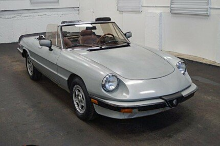 1985 Alfa Romeo Spider for sale 100806164