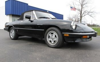 1985 Alfa Romeo Spider for sale 100759560