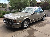 1985 BMW 635CSi Coupe for sale 101034318