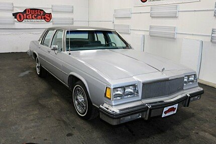 1985 Buick Le Sabre Custom Sedan for sale 100836270