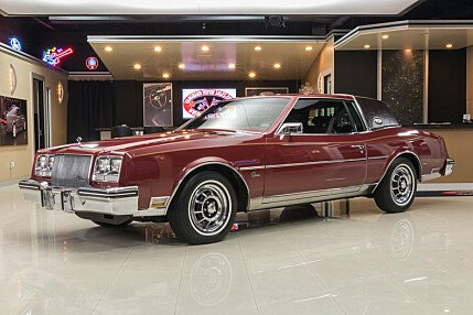 1985 Buick Riviera Coupe for sale 100908495