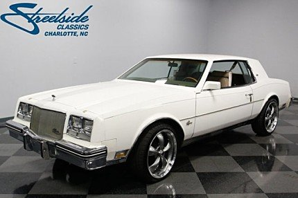 1985 Buick Riviera for sale 100978001