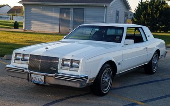 1985 Buick Riviera Coupe for sale 101034030
