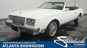 1985 Buick Riviera Convertible for sale 101035689