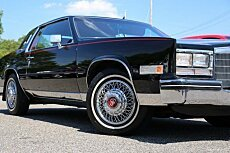 1985 Cadillac Eldorado Coupe for sale 100771884