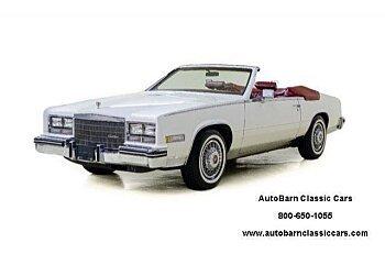 1985 Cadillac Eldorado Biarritz Convertible for sale 100860242