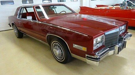 1985 Cadillac Eldorado Coupe for sale 100775197