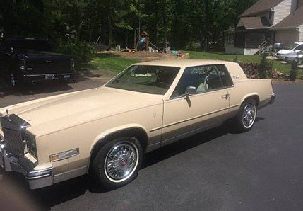 1985 Cadillac Eldorado for sale 100886028