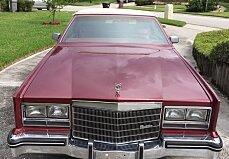 1985 Cadillac Eldorado for sale 100890839