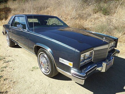 1985 Cadillac Eldorado Coupe for sale 100916969