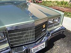 1985 Cadillac Eldorado Coupe for sale 100943451