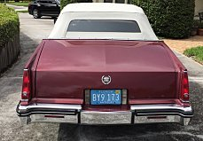 1985 Cadillac Eldorado for sale 100969134