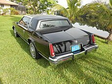 1985 Cadillac Eldorado Coupe for sale 100996410