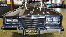 1985 Cadillac Eldorado Biarritz Convertible for sale 101009443