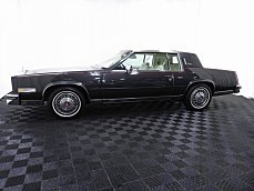 1985 Cadillac Eldorado Coupe for sale 101017652