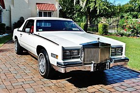 1985 Cadillac Eldorado Biarritz Convertible for sale 101044583